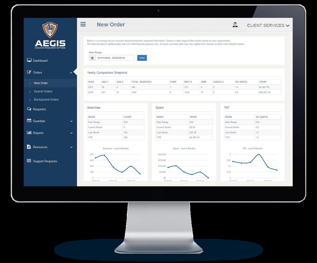AEGIS-Stats